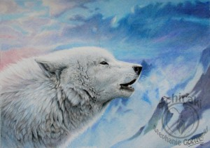 wake the white wolf
