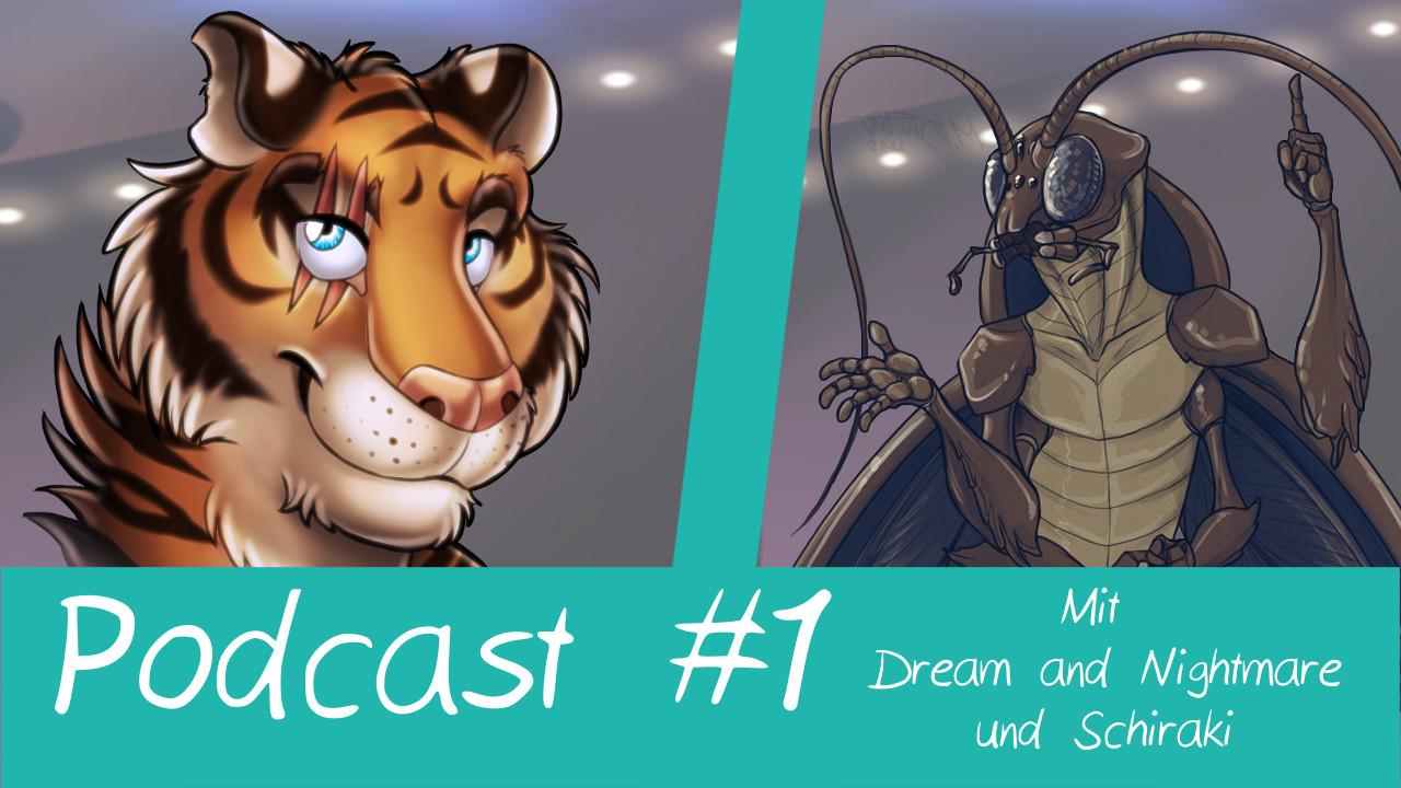 Künstler-Podcast Nr.1 – künstlerischer Werdegang