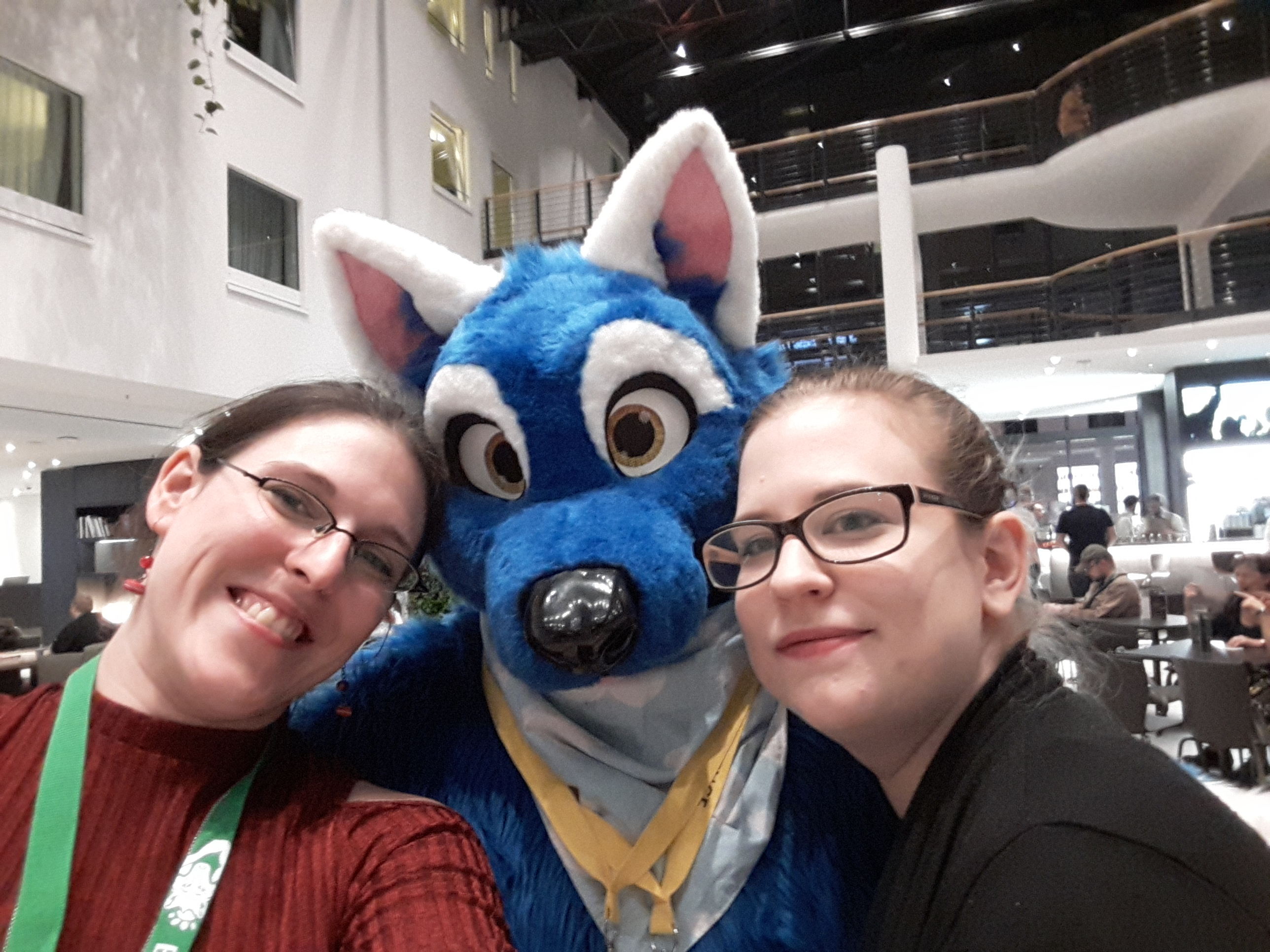 Die Eurofurence 23 in Berlin